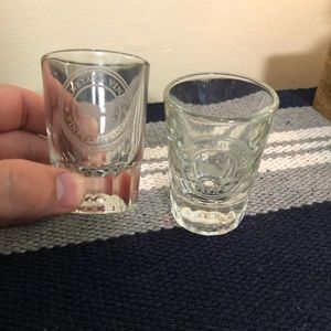 Vineyard Vines shot glasses